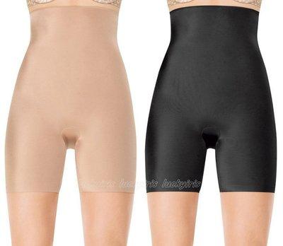美國品牌SPANX~無痕高腰塑身褲/束身褲/高腰三分束褲 #1641 ASSETS系列 膚色/黑色