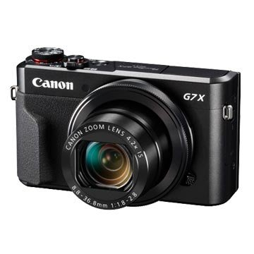 《晶準數位》Canon PowerShot G7X Mark II(平輸貨)F1.8大光圈.1吋感光元件