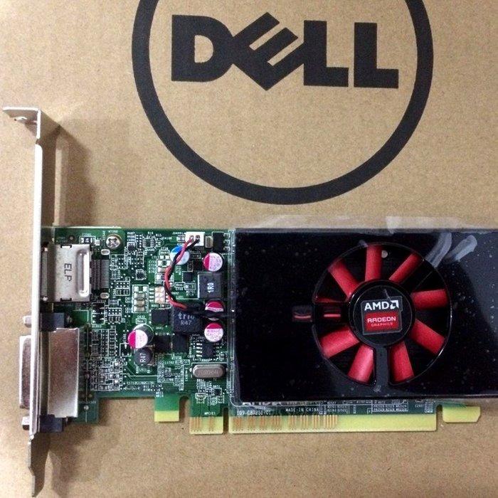 5Cgo【權宇】全戴爾DELL R7 350X 4GB AMD Radeon R7 350X DP+DVI 顯示卡 含稅