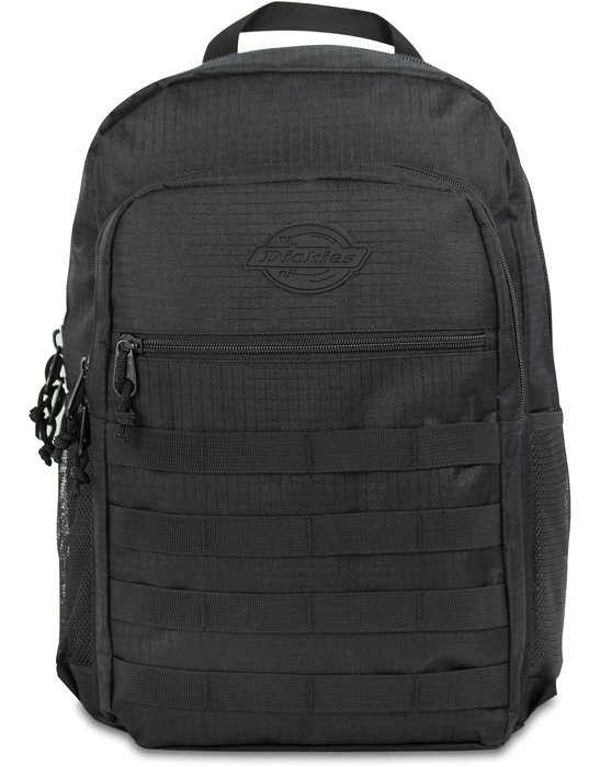 (安心胖) DICKIES Campbell Backpack #I2654 全黑色