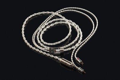 [My Ear台中耳機專賣店] HiSS 漢聲小舖 『AGNI』手工耳機升級線