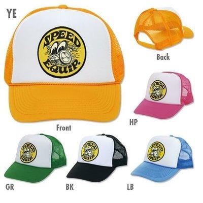 (I LOVE 樂多) MOONEYES Speed Equip. 遮陽帽 網帽 卡車帽 共五款