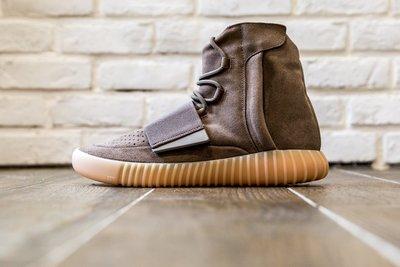 【紐約范特西】現貨 Adidas Yeezy Boost 750 LIGHT BROWN  BY2456 麂皮棕色 男鞋