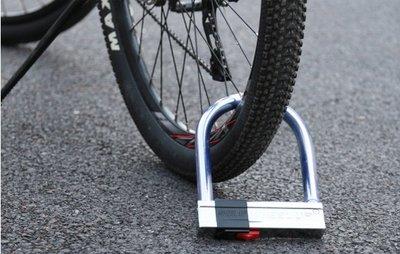 wheelup 自行車U型鎖   抗剪U型防盜鎖 山地單車鎖 腳踏 抗壓抗剪鎖 電動車鎖鑰匙鎖