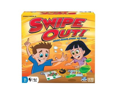 大安殿實體店面 Swipe Out 正版益智桌上遊戲