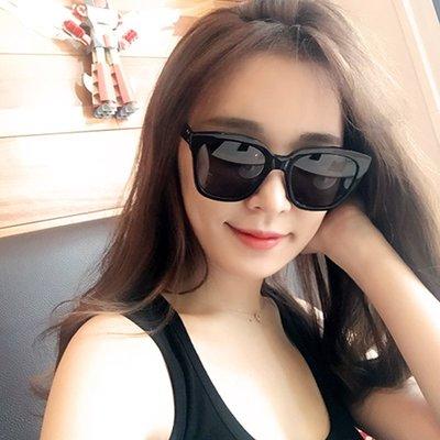 [恆源眼鏡] LASH OVERLAP II C0101G 太陽眼鏡 黑色大框顯小臉 打造妳專屬的完美時尚