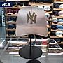 韓國代購 韓國正品MLB專櫃2018新款鑲鑽蝴蝶結棒球帽粉色鴨舌帽女春秋NY帽