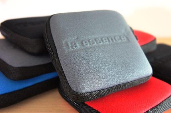la essence 最新商品LE-301 行動電源袋/耳機袋/配件收納包~經典烙印款~