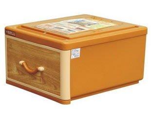 315 ~復古典雅~WJ09 WJ~09 XL橡木抽屜整理箱 收納箱 抽屜收納櫃 置物箱