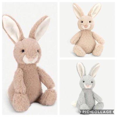 (預購7天寄出)Jellycat 邦尼兔🐰 Nibbles bunny plush toy 21cm