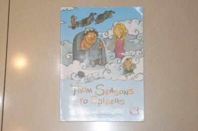 EFL7 何嘉仁菁英美語 兒童青少年班 第7級 From seasons to spiders 課本 二手 英文故事 閱