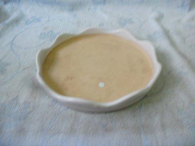 紫色小館38--------早期陶盤{白色}圓形