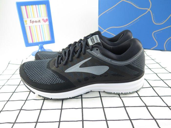 iSport愛運動 Brooks REVEL 慢跑鞋 正品 1102601D002 男款 避震緩衝 D楦