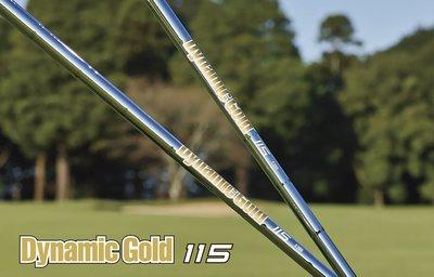 100%正品日本進口TRUE TEMPER Dynamic Gold 115 Wedge