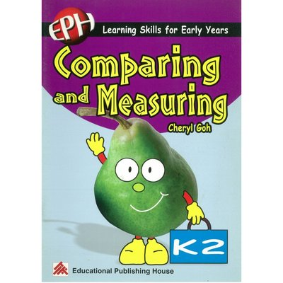 Pre-school Learning Skills for Early Years Compare&MeasureK2