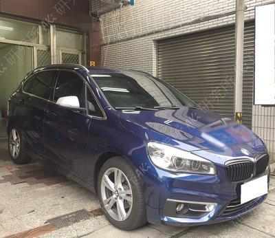 BMW F45 2系列 全車系可用 汽車風切條 C柱隔音條 後擋雨切防汙膠條 兩款組合 汽車防水條 AKI 靜化論 新北市