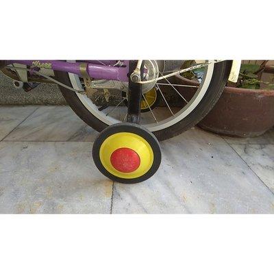 【心海】臺灣製造 臺製12吋輔助輪 16吋輔助輪 童車輔助輪 腳踏車輔助輪 捷安特 美利達可用