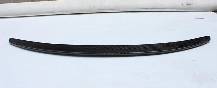 D19010310 AUDI 奧迪 12 13 14 15年 A5 S5 4D 4門 CARBON 卡夢 碳纖維 尾翼
