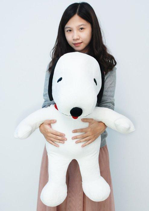 超可愛俏皮狗娃娃~高73公分~史努比snoopy娃娃~生日禮物~最受歡迎玩偶