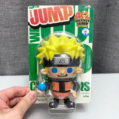 (全新) 購自日本 原裝正品 BANPRESTO Naruto Figure 火影忍者 鳴人 Q版懷舊公仔
