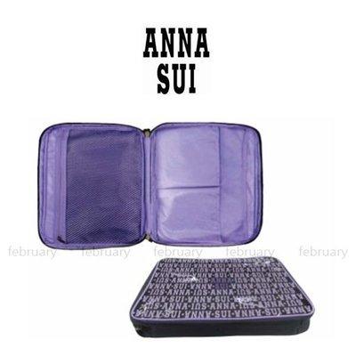 february 小舖 - [全新真品] ANNA SUI 專屬電腦收納袋 平板筆電包 保護袋