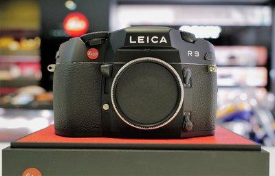 【日光徠卡】Leica 10091 R9 黑 單機身 近全新 #2881***