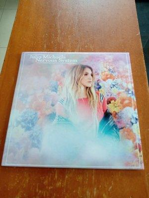 Julia Michaels Nervous System 紙盒版CD  99.999新   稀有品收錄7首歌