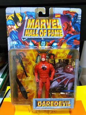 MARVEL 漫威 夜魔俠 DAREDEVIL  Hall of fame