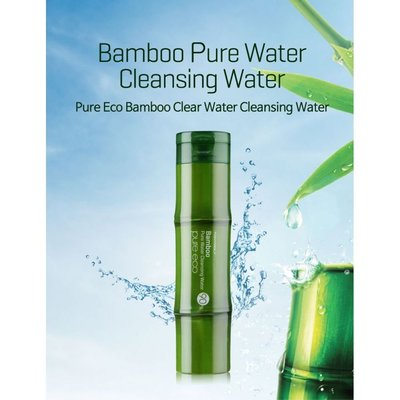 TONYMOLY 純淨生態竹子潔淨卸妝水 TONYMOLY Pure Eco Bamboo Pure Water Cleansing Water