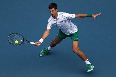 【T.A】 Lacoste Sport x Novak Djokovic Printed Breathable Polo  網球球衣 Polo衫 澳網冠軍球衣