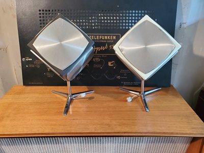 德國歌蘭蒂原廠 Grundig HiFi-Studio 1970年 SPACE AGE 特殊菱形喇叭