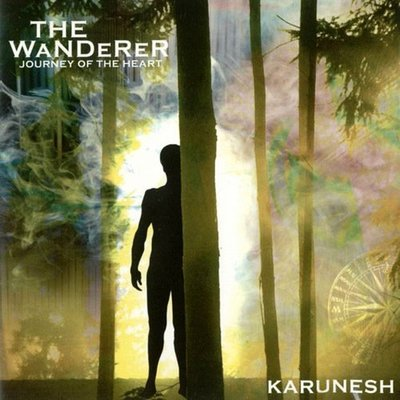 音樂居士*Karunesh - The Wanderer 徘徊者*CD專輯