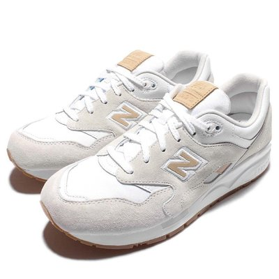 【AYW】NEW BALANCE 1600 米白 皮標 麂皮 跑步鞋 慢跑鞋 運動鞋 休閒鞋 us9 27cm 正版