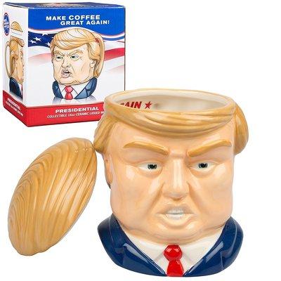 【丹】A_Donald Trump Mug 川普 美國總統 馬克杯