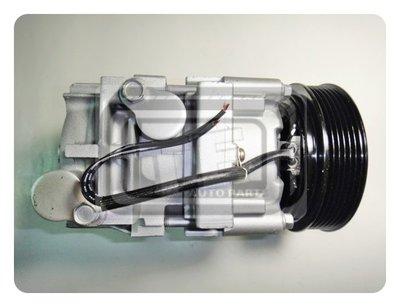 【TE汽配通】FORD 福特 ESCAPE 馬自達 2.3 冷氣 壓縮機 04年 HCC改ND 外匯整理新品