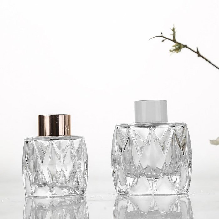 50ml香水擴香玻璃瓶☆ VITO zakka ☆香氛香薰玻璃瓶