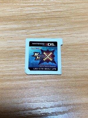 3DS New 魔物獵人X 2 日版 二手 高雄可面交