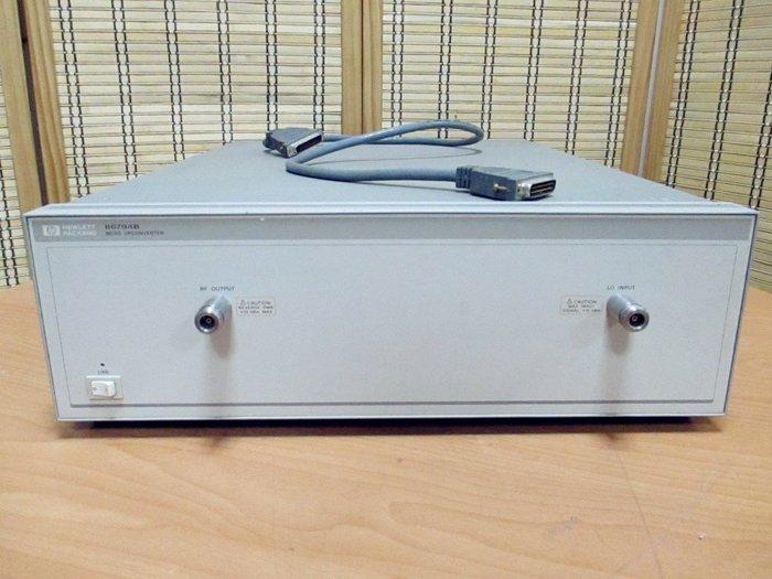康榮科技二手儀器領導廠商 Agilent/HP 86794B MCSS Up Converter