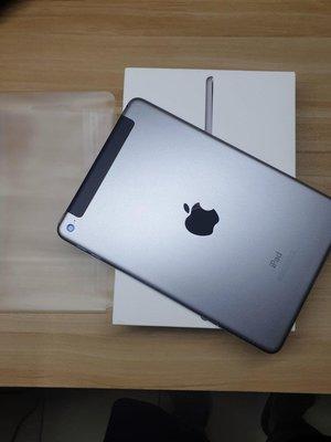 iPad mini 4 128G (Wi-Fi + Cellular 4G  )