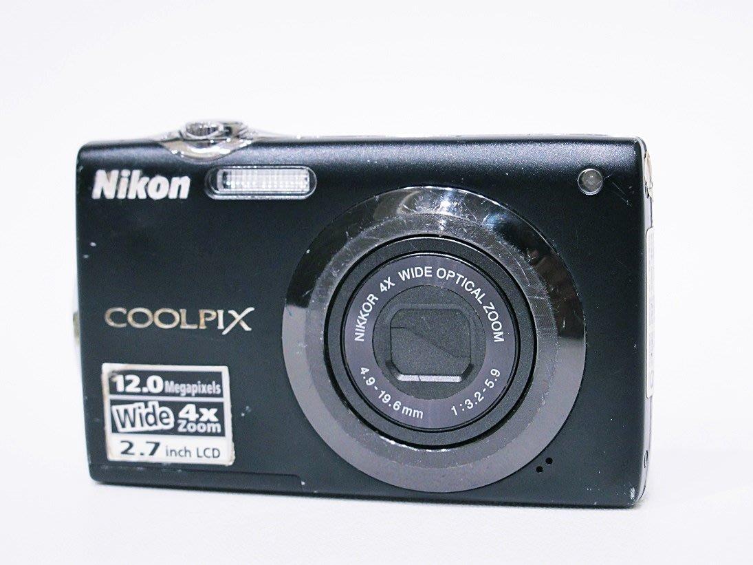 *羅浮工作室=免郵資,功能保固*Nikon Coolpix-S3000 數位相機*