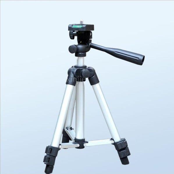 《宇捷》【F15】相機 手電筒用 三腳架 釣魚燈支架 夜釣三角架 搭配手電筒夾3節可調