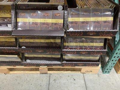 Costco 好市多 法國進口 CEMOI 80%黑巧克力 (100gx4包) 特價:255元