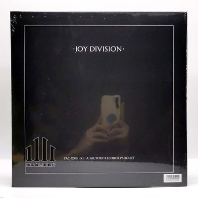 爆款CD.唱片~Joy Division Love Will Tear Us Apart LP 黑膠唱片