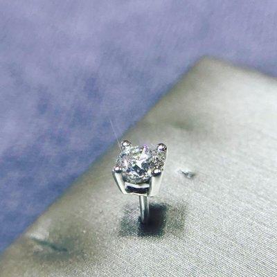 GIA証書鑽石30份 YEG930406(單隻款)