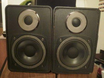 (老高音箱)丹麥早期 DALI C7 書架喇叭 超優物件 七吋PEERLESS低音&LYNGDORF高音