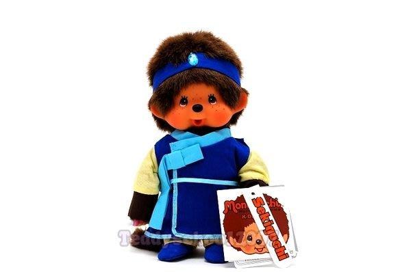 ♥♥☆╮泰迪學園╭☆♥♥日本Sekiguchi超人氣夢奇奇MONCHHICHI 【護衛侍】