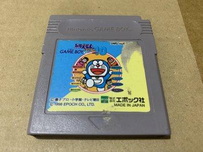 幸運小兔 GB遊戲 GB 小叮噹  哆啦A夢 10種小遊戲 合輯 任天堂 GameBoy GBC、GBA 適用 F2