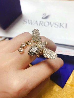 Swarovski 水晶戒指🐝🐝🐝