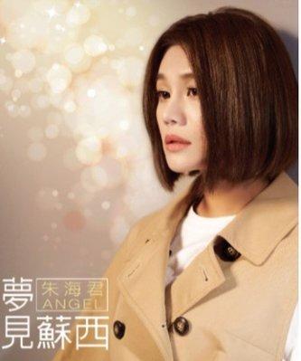 合友唱片 面交 自取 朱海君 夢見蘇西 改頭換面vs向蕙玲 CD+DVD