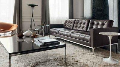 =Venus訂製家具= 經典拉扣 Knoll Florence款式訂製沙發/北歐風/Loft工業風可參考